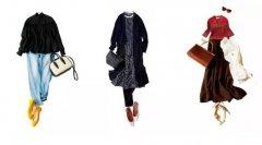 女性时尚:30多岁矮个子女性轻熟风穿搭时尚套装